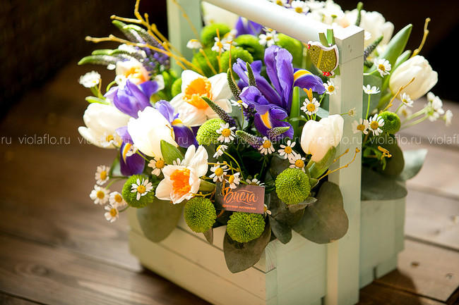 Композиция «Весна»