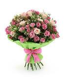Букет кустовых роз с доставкой цветов по Тамбову