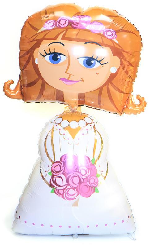 Невеста (ходячий шарик)