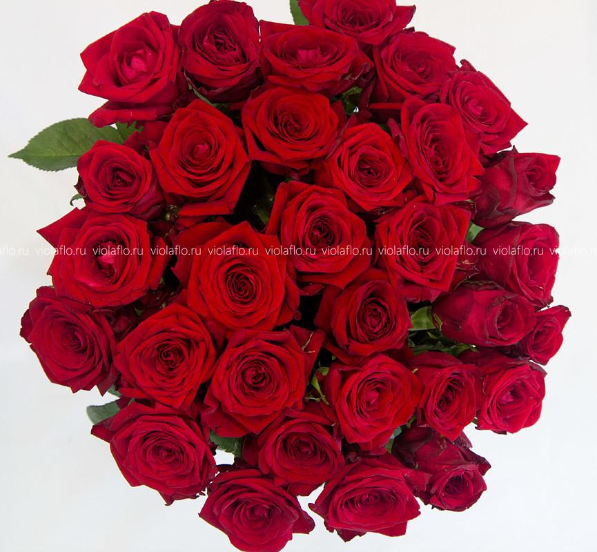 Сколько стоит букет из 50 роз — img 5