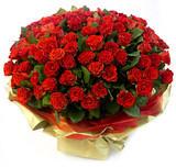 Букет из 101 розы «Торро»