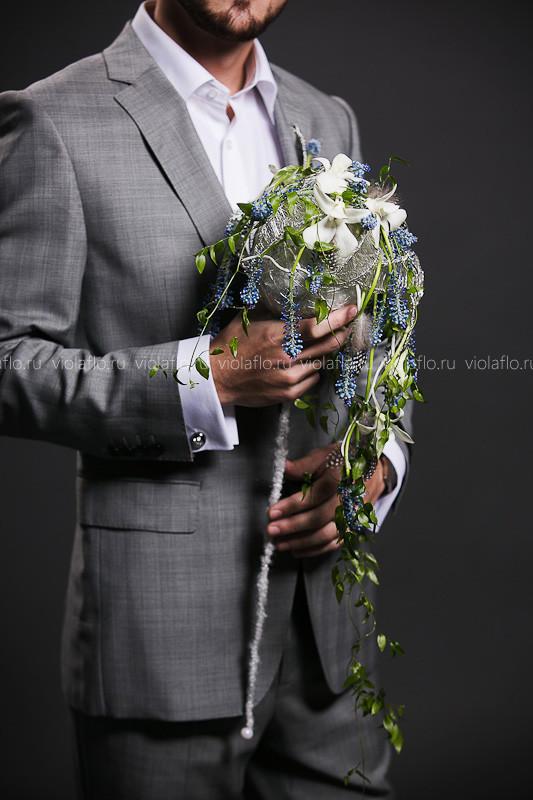 Свадебный букет «Софи»