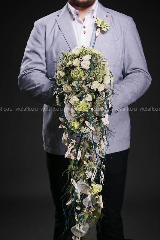 Свадебный букет «Гретта»