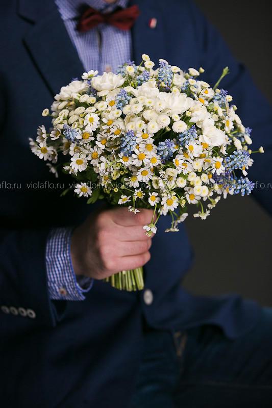 Свадебный букет «Мари»