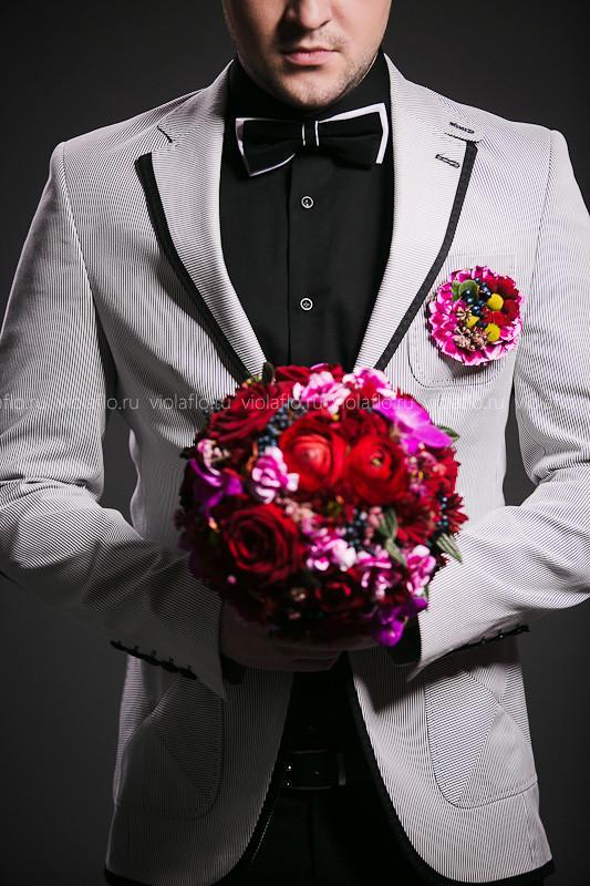 Свадебный букет «Изабель»