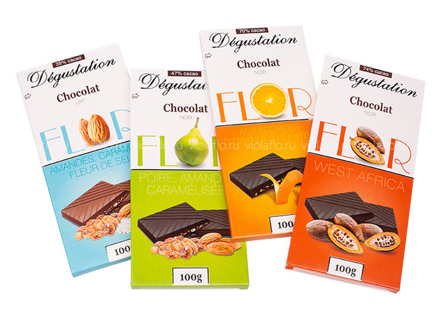 Шоколад «Degustation»