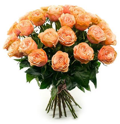Розы «Кахала» длинные 70 см
