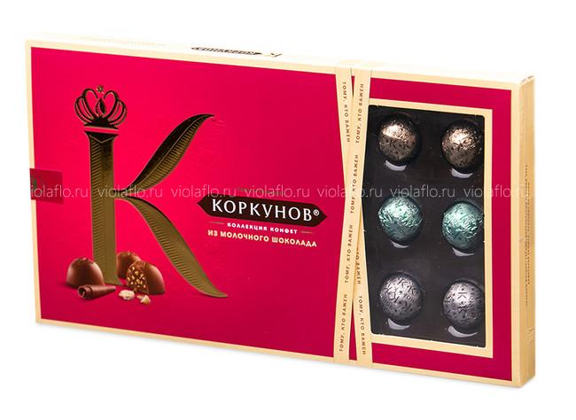 Коробка конфет «Коркунов»