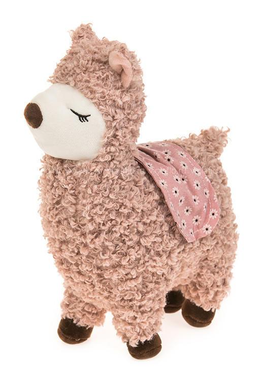 Игрушка «Лама розовая»