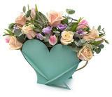 Композиция «Мятное сердце»