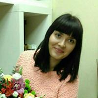 Елена Михайлова, Флорист