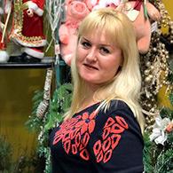 Кристина Дремасова, Флорист