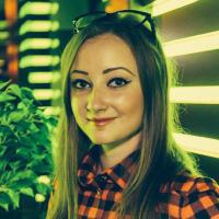 Алена Перепелкина, Старший флорист