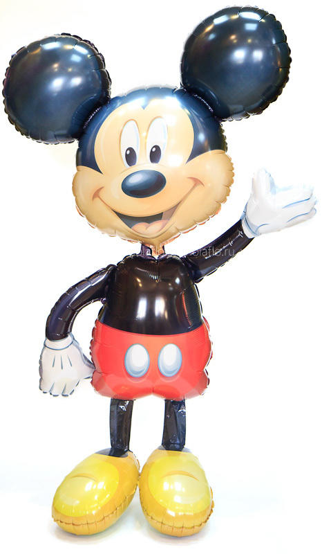 Шарик «Мики Маус» (ходячий шарик)