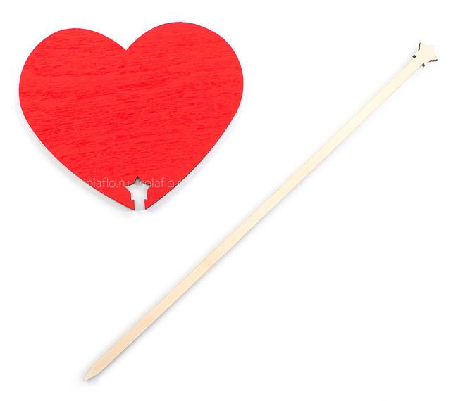 Топпер «Сердце»