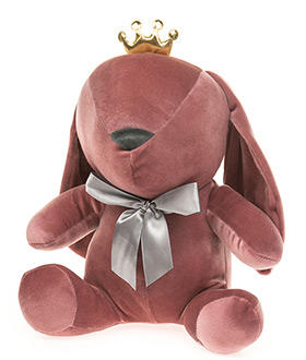 Игрушка «Зайка королева V.2»