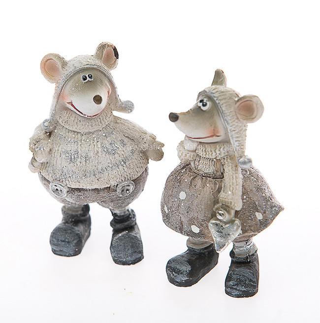 Сувенир «Зимние мышки»